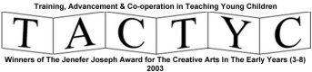 The TACTYC Award